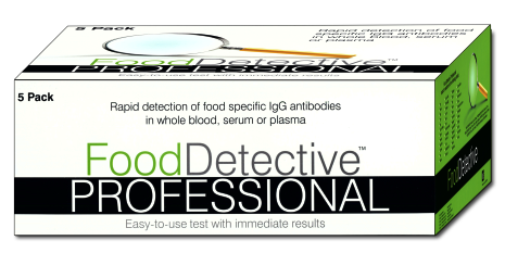 Food Detective Polska test alergii opóżnionej