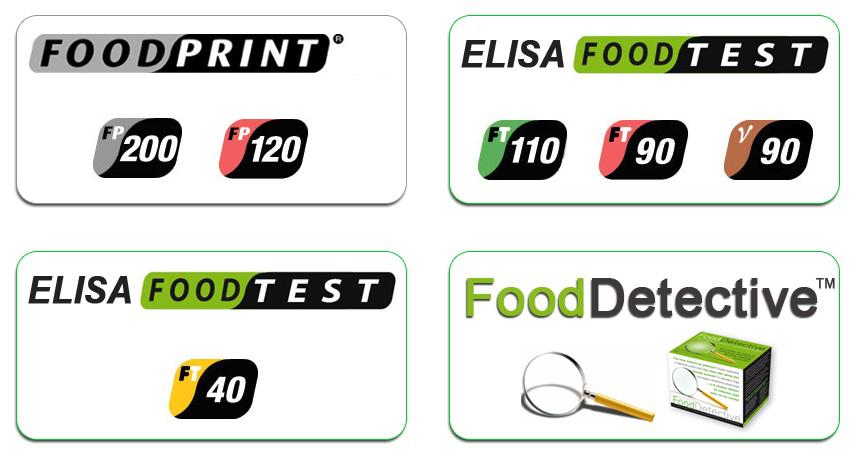 testy nietolerancji pokarmowej IgG typu III (alergia opóźniona)